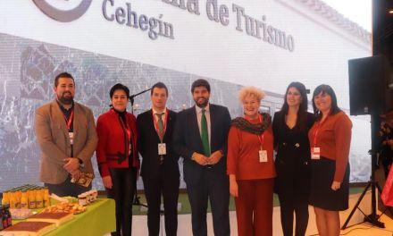 El proyecto para el Año Jubilar de la Virgen de las Maravillas, protagonista en la segunda jornada de Cehegín en Fitur 2019
