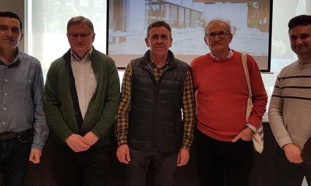 Los ediles de Agricultura y Hacienda de Bullas asisten al último Consejo para la Defensa del Noroeste