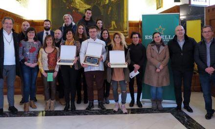 Entregan los premios a los locales y clientela de la quinta edición de la ruta gastronómica 'De tapas en Caravaca'