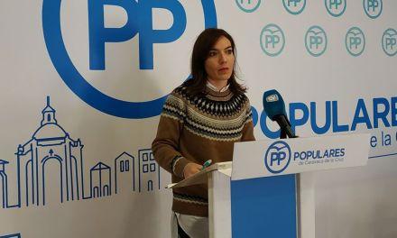 """Mónica Sánchez: """"El Gobierno de Pepe Moreno coloca a Caravaca en la lista de la vergüenza a nivel nacional con los peores datos en inversión en servicios sociales"""""""