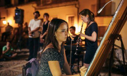 MezclArte: Carlota Cobarro, María Albadalejo, Miriam Tudela y María del Amor