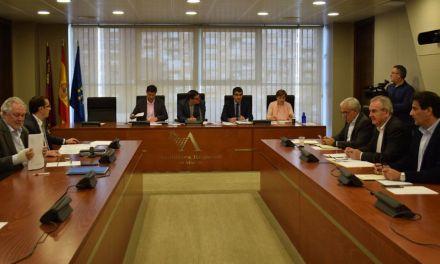 La Asamblea Regional aprueba la iniciativa de Ciudadanos para que se elabore un plan de promoción para el sector del mármol
