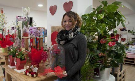 Tu regalo para San Valentín, en la floristería caravaqueña Flores Silvestres
