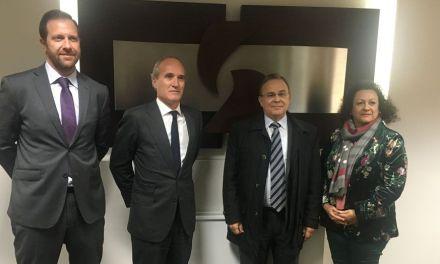 La Comunidad ultima el mecanismo de financiación público-privada para construir la autovía de Caravaca y desdoblar la carretera de Mazarrón
