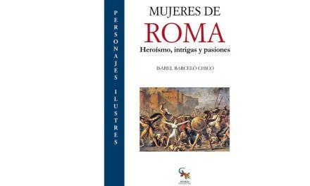 La Biblioteca Regional acoge la presentación del libro 'Mujeres de Roma. Heroísmo, intrigas y pasiones'