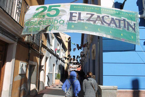 25 años de Zacatín