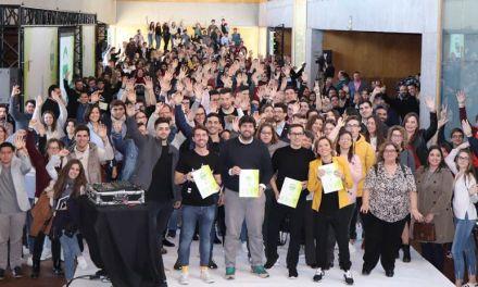 López Miras resalta que el Plan de Juventud de la Región «es el primero de España diseñado exclusivamente por jóvenes»