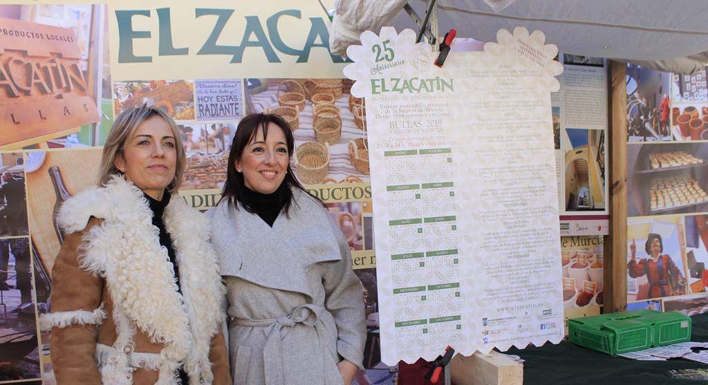 Presentado el calendario de demostraciones artesanales de 'El Zacatín'