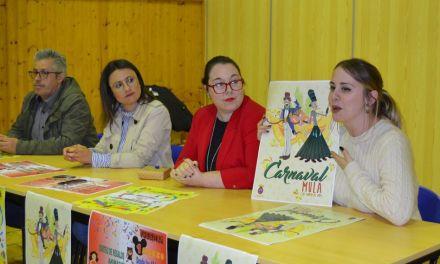 Presentadas las actividades del Carnaval de Mula 2019 que comienzan el 16 con el pregón
