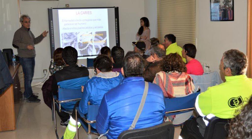 Intedis participa en el programa de mejora de la salud bucodental