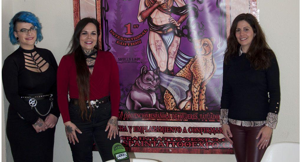 Reivindicando el papel de Mariana Pérez y de la mujer en el mundo del tatuaje
