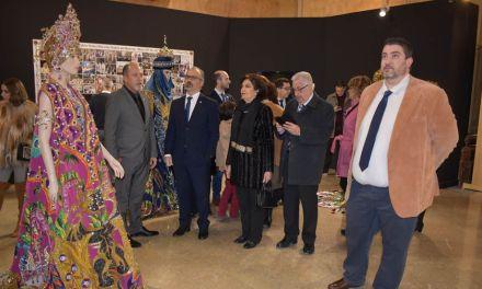 Inaugurada la exposición por el 60 aniversario de los Halcones Negros