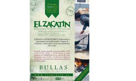La gastronomía típica será la principal atracción de este domingo de Zacatín