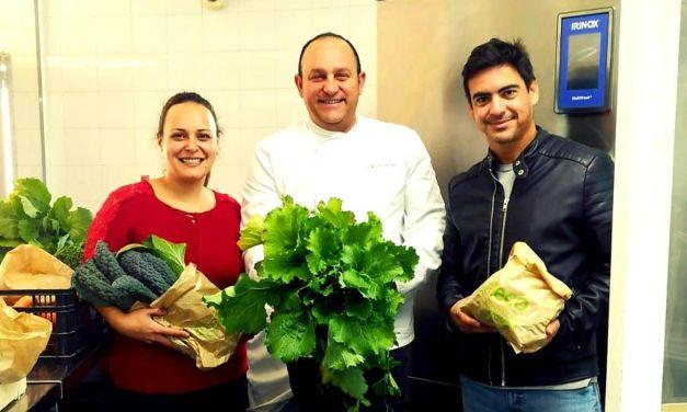 'Del Campo a la Mesa', un taller promovido por AlVelAl para poner en valor los recursos autóctonos en la gastronomía