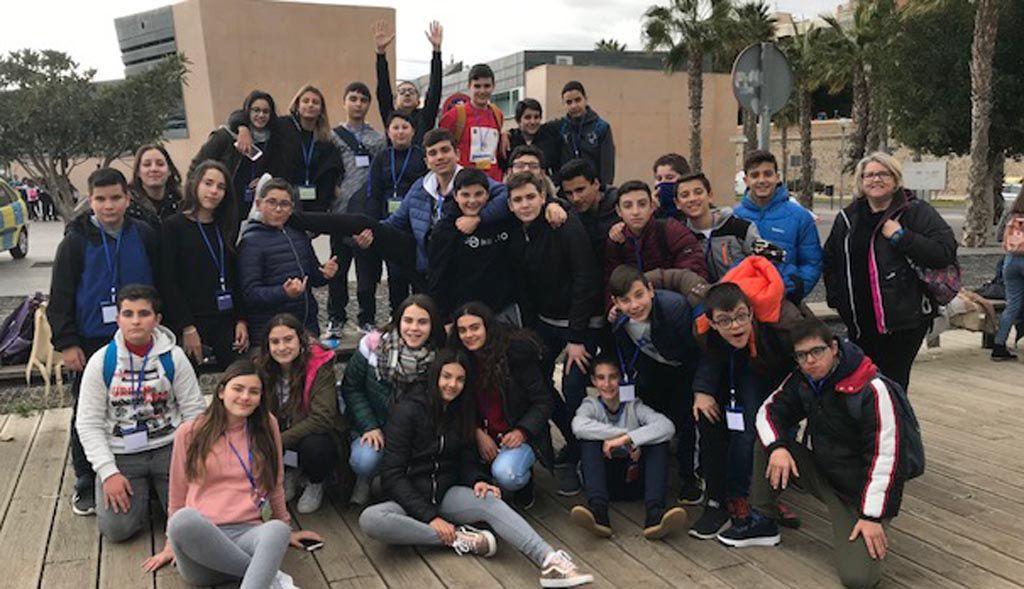 El IES Federico Balart participa en el Proyecto GD Museos