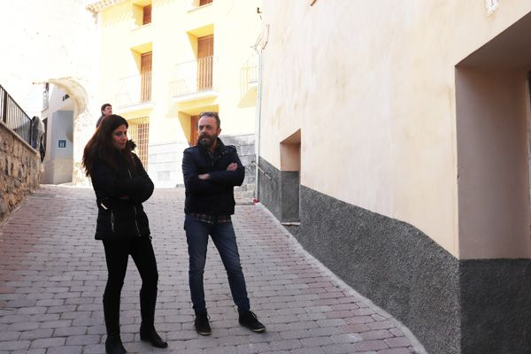 Antonia Fernández y Cristóbal Pintor