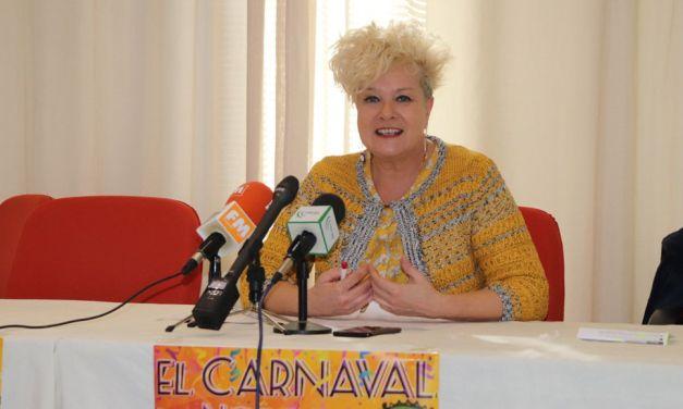 El Carnaval 2019 de Cehegín llega cargado de actividades y con los premios a las mejores comparsas como gran novedad