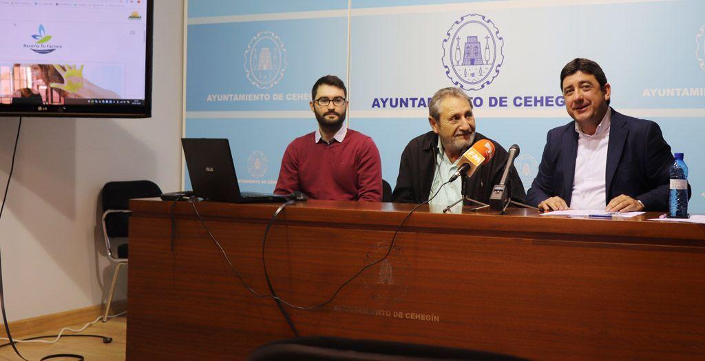 Cehegín pone en marcha una oficina virtual para el ahorro de electricidad