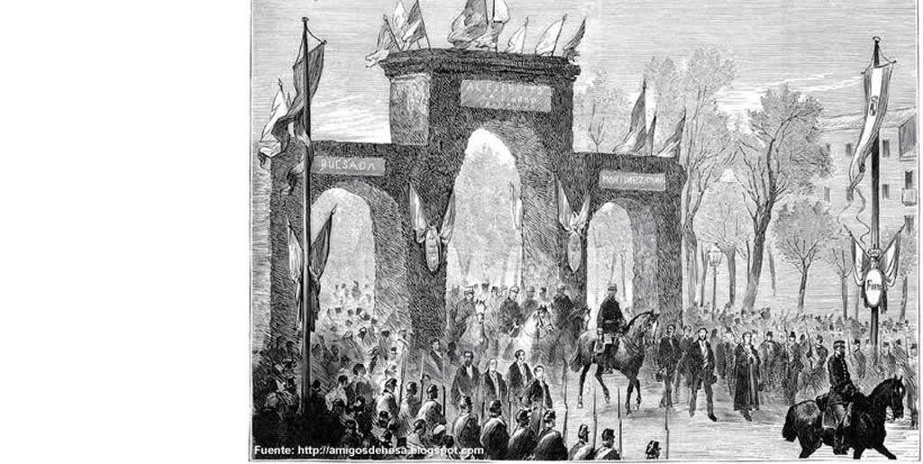 12, 13 y 14 de marzo de 1876: Celebración en Caravaca de la finalización de la Tercera Guerra Carlista
