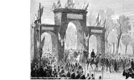 12, 13 y 14 de marzo de 1876: Celebración de la finalización de la Tercera Guerra Carlista
