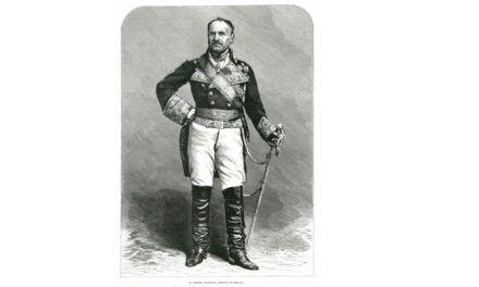 27 de febrero de 1856: Homenaje al General Espartero