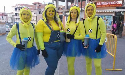 La comarca del Río Mula se viste de Carnaval