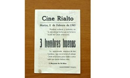 El fantasma del cine Rialto