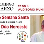 El pregón de Semana Santa de Calasparra se llevará a cabo este domingo
