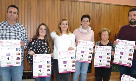 Presentada la programación especial de Calasparra con motivo del Día Internacional de la Mujer