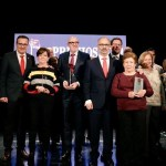 Más que merecidos premios Rosa al compromiso social