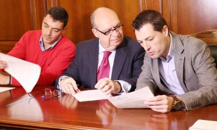 Firmado el contrato para la construcción del nuevo pabellón de deportes con un plazo de ejecución de 8 meses