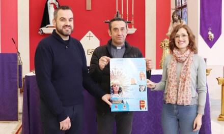 El periodista Luis del Olmo ofrece un recital el viernes 22 de marzo dentro de los actos de la Cofradía del Primer Dolor