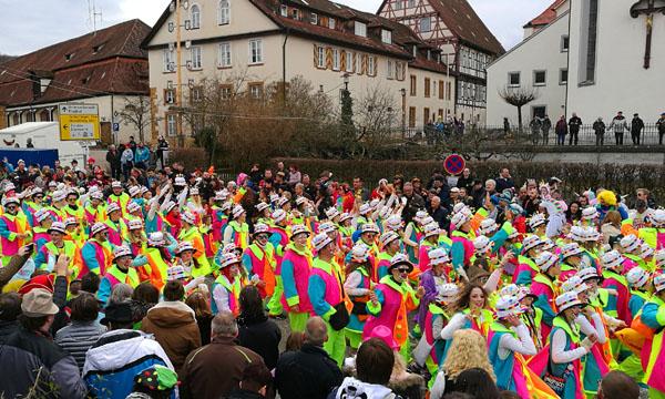 Carnaval de Donzdorf