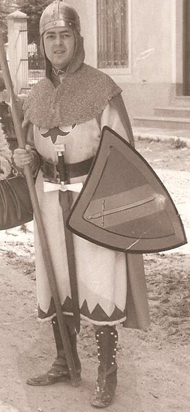 Juan Miguel Guerrero, en 1960