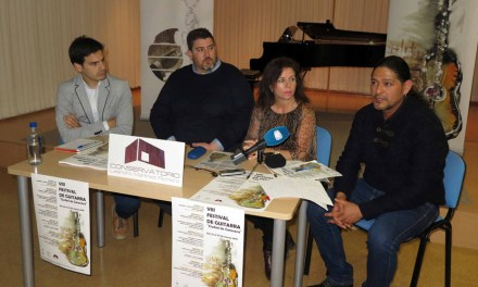 El VIII Festival de Guitarra 'Ciudad de Caravaca' se celebra del 25 al 29 de marzo con clases magistrales y conciertos gratuitos