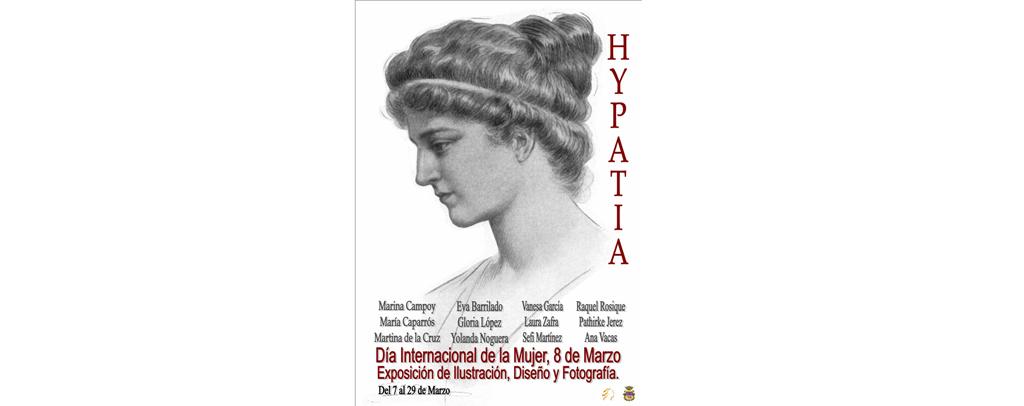 Hypatia, exposición dedicada a ensalzar la figura de la mujer y su valoración como profesional