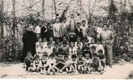 El colegio Niño Jesús de Praga