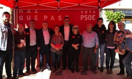 José Vélez advierte «que la única solución paraprogresar es el PSOE»