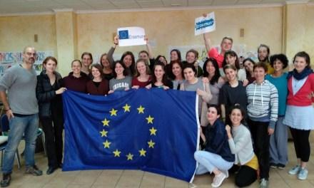 Jóvenes de nueve países participan en Caravaca en un curso del programa 'Erasmus+'