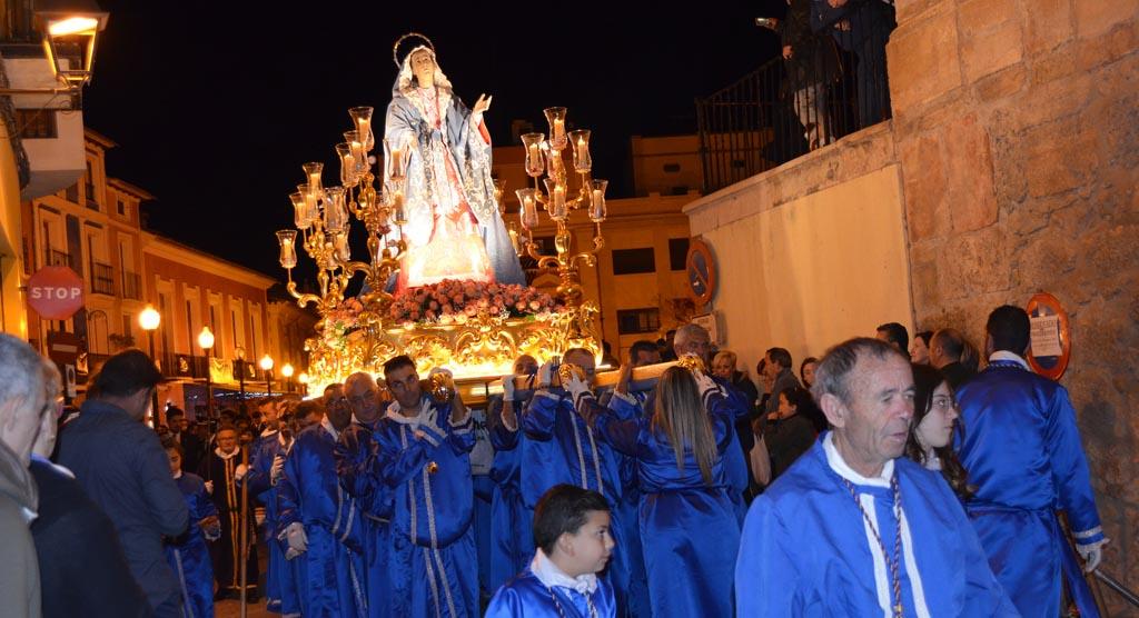 Historia y Pasión en la Semana Santa de Mula