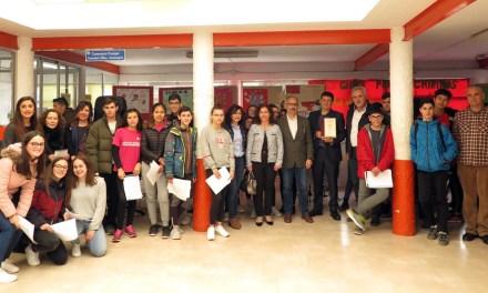 Caravaca celebra el 'Día Mundial del Libro' con actividades en IES Chirinos y un homenaje a los hermanos Machado