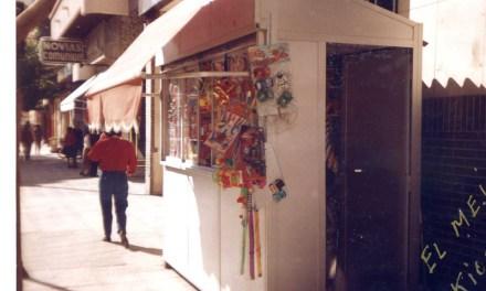 El Kiosco de La Paragüera