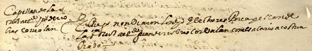 3 de Octubre de 1614: Licencia real para la publicación del libro de Juan de Robles Corbalán sobre la Santa y Vera Cruz de Caravaca