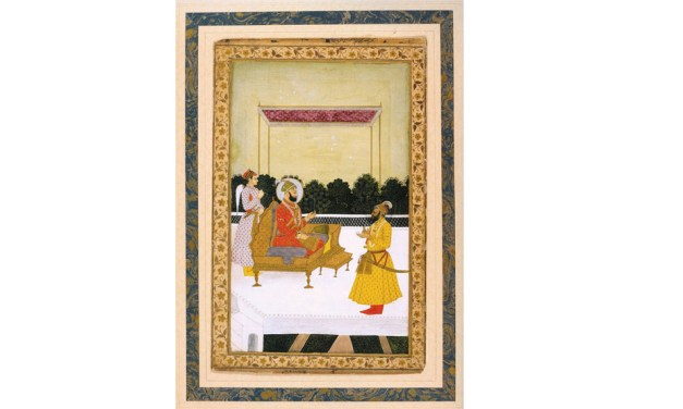 Menú de sultanes: Ternera rellena y cabeza de mono