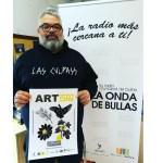 """«Nuestro objetivo con ARTismo es valorar y promocionar el arte contemporáneo que se hace en Murcia"""", Luismi Fernanz"""