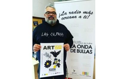 """""""Nuestro objetivo con ARTismo es valorar y promocionar el arte contemporáneo que se hace en Murcia"""", Luismi Fernanz"""