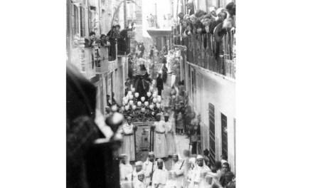 La Semana Santa de 1867