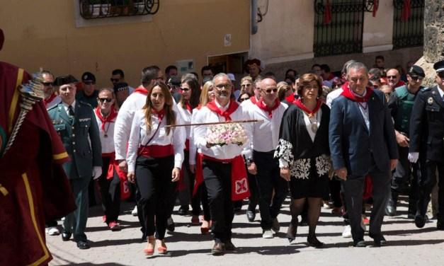 """""""Cada uno de los actos de  las Fiestas tiene un significado histórico o religioso"""", José Moreno Medina, Alcalde de Caravaca de la Cruz"""