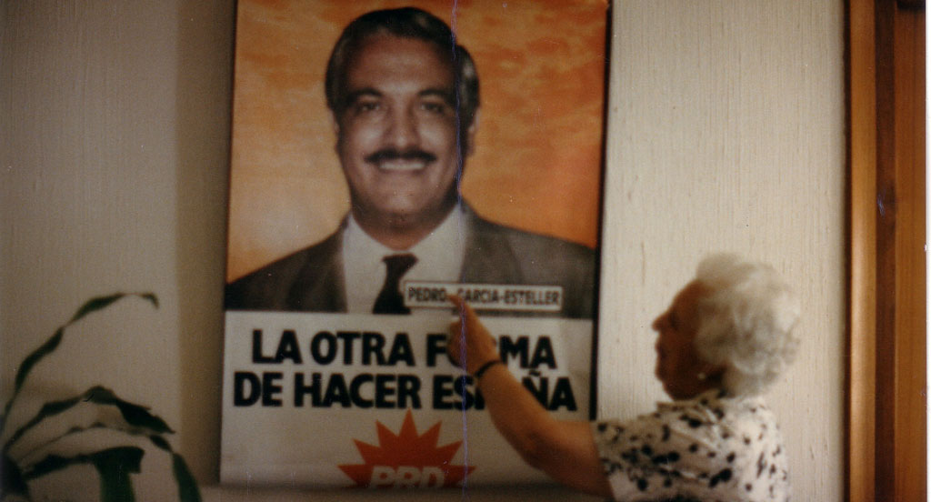 Pedro García-Esteller, el primer alcalde de la democracia