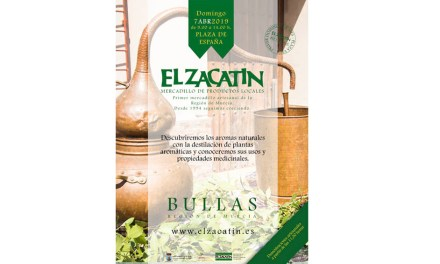 'El Zacatín' de abril enseña cómo se destilan las plantas aromáticas y qué propiedades tienen